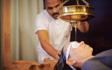 What is Shiro Abhyanga Massage?