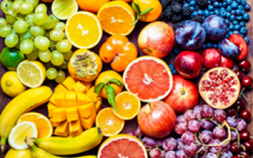 Ayurveda food - fruit