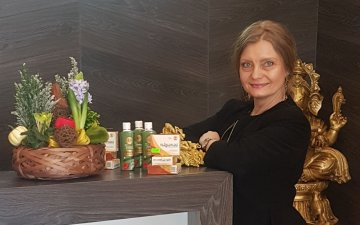 Interview with Kameliya -  Manager of Ayurveda clinic Sofia