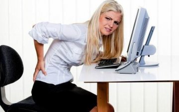 Treatment for lower back pain with Ayurveda