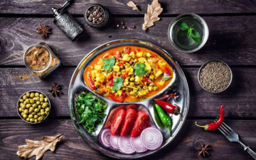 Ayurveda food - vegetables