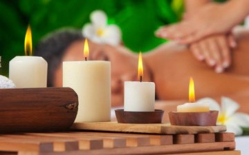 Ayurveda massages - the invigorating power for the body